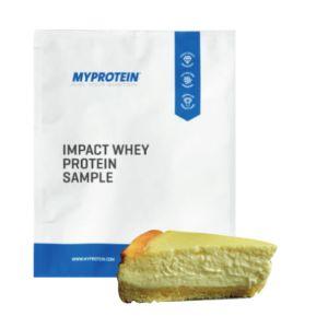 [英國 Myprotein] 濃縮乳清蛋白小包裝-檸檬起司蛋糕口味(25g/袋)