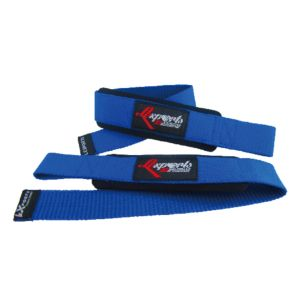 [LEXPORTS] 專業健身高拉力帶(強力止滑版)-藍色