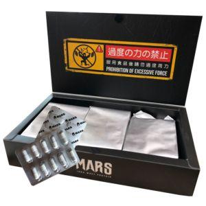 [台灣 Mars戰神] 訓前複方運動膠囊(30份/盒)