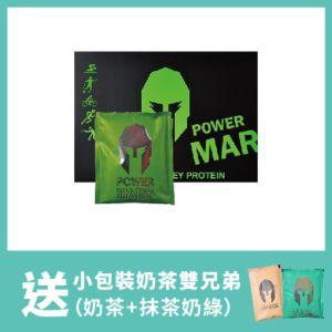 [戰神 Mars] 抹茶能量乳清-高熱量(60包/盒)