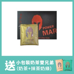 [戰神 Mars] 巧克力能量乳清-高熱量(60包/盒)