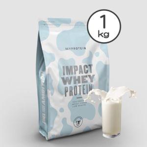 [英國 Myprotein] 濃縮乳清蛋白-北海道牛奶 (1kg/包)