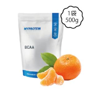 [英國 Myprotein] BCAA支鏈胺基酸2:1:1-橘子口味(500g/袋)