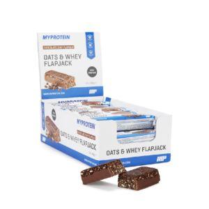 [英國 Myprotein] MyBar燕麥乳清蛋白棒-巧克力口味 (18條/盒)