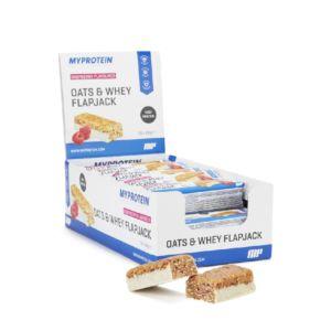 [英國 Myprotein] MyBar燕麥乳清蛋白棒-覆盆莓口味 (18條/盒)