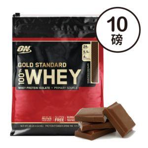 [美國 ON] 黃金比例乳清蛋白-雙倍巧克力(10磅/袋)
