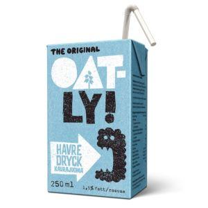 [瑞典 Oatly] 原味燕麥奶 (250ml)
