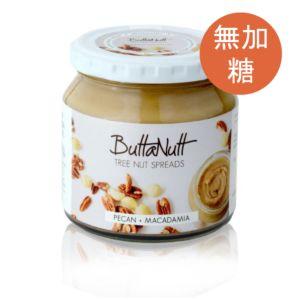 [ButtaNutt] 胡桃夏威夷豆醬(250g/罐)