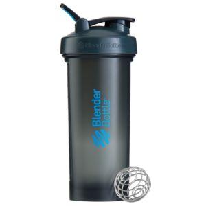 [Blender Bottle]  Pro45搖搖杯(1330ml/45oz)-藍/灰
