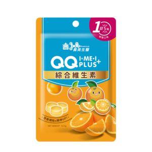 [義美生醫] I‧ME‧I QQ PLUS+綜合維生素(52.5g/包)