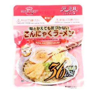 [日本 NAKAKI] 蒟蒻纖食拉麵(180g/袋)