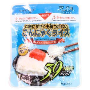 [日本 NAKAKI] 蒟蒻纖食米(180g/袋)