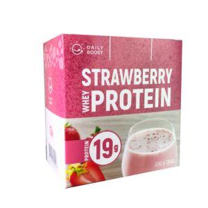 [Daily Boost] 女性運動乳清蛋白-草莓 (7包/盒)