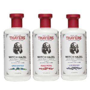 [Thayers] 金縷梅化妝水(3種香味組合-355ml)