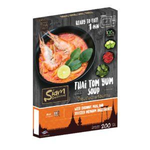 [泰國SIAM] 泰式酸辣湯即食包(200g)