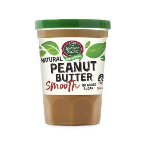 [紐西蘭 Mother Earth] 極致柔滑花生醬 (380g)