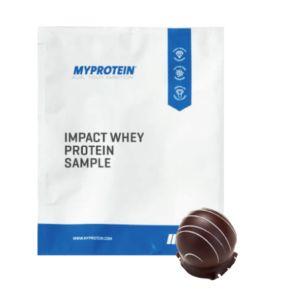 [英國 Myprotein] 濃縮乳清蛋白小包裝-柔滑巧克力口味(25g/袋)