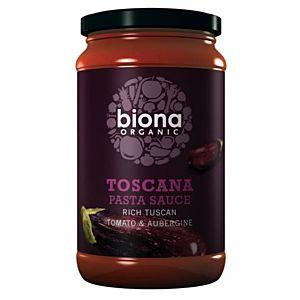 [Biona] 有機托斯卡尼義大利麵醬 (350g/罐)
