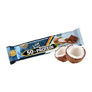 [德國 Z-Konzept] 50%蛋白棒-椰子風味(50g*24條/盒)