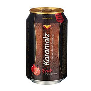 [Karamalz] 德國卡麥隆黑麥汁-紅石榴(330mlx6入) {效期: 2019-03-22}