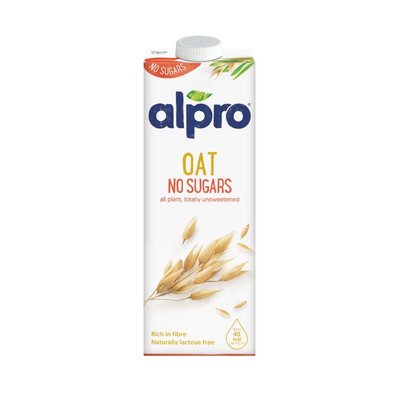 *買一送一*[比利時 ALPRO] 無糖燕麥奶 1L (全素)