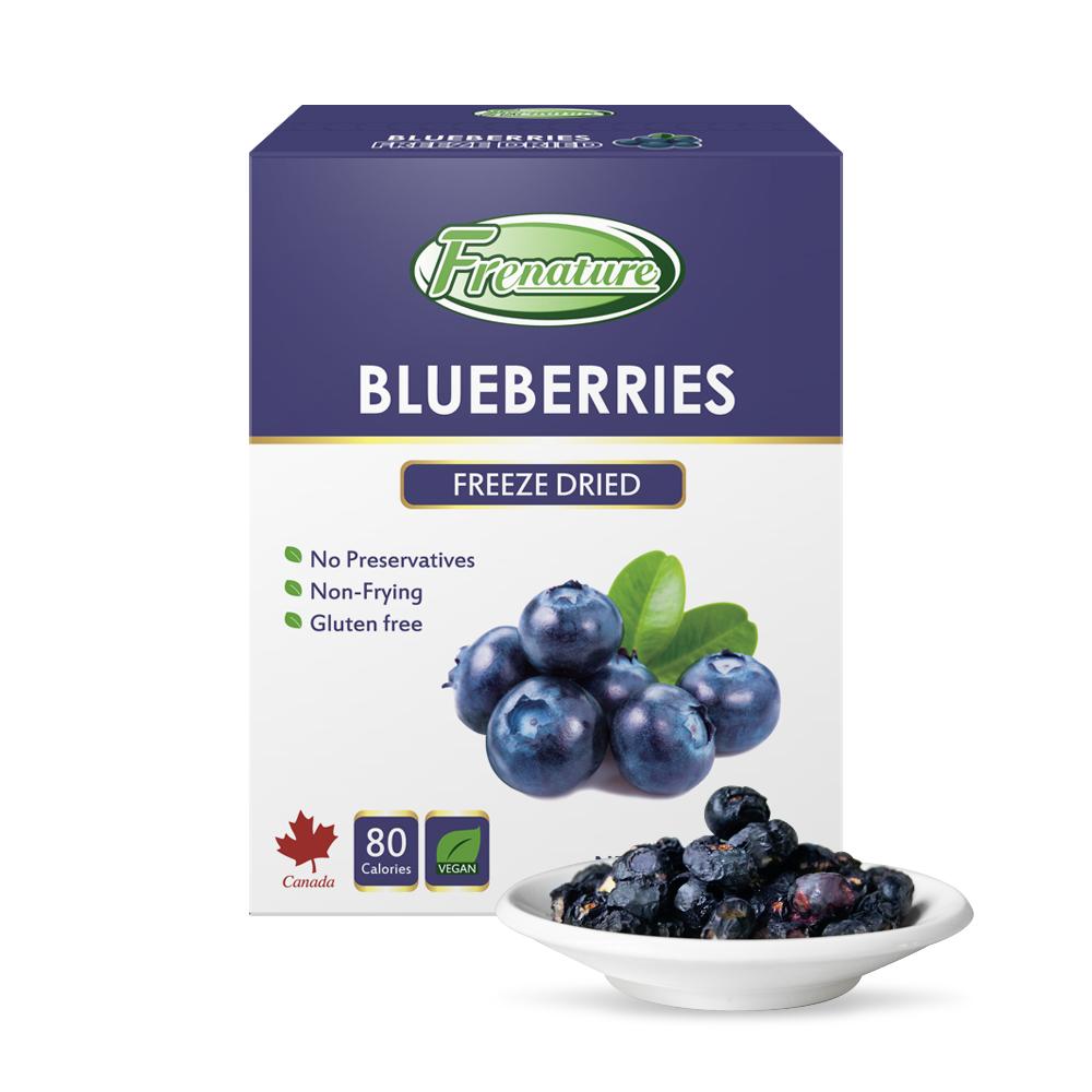 [Frenature富紐翠] 翠鮮果凍乾 藍莓 (20g/盒)