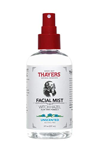 Thayers金縷梅玫瑰噴霧型化妝水 (237ml) 蘆薈無香