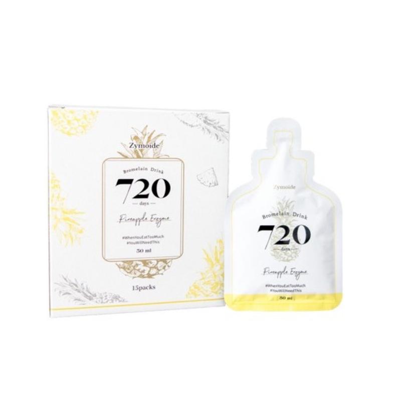 [720] 鳳梨酵素飲 (15包/盒)