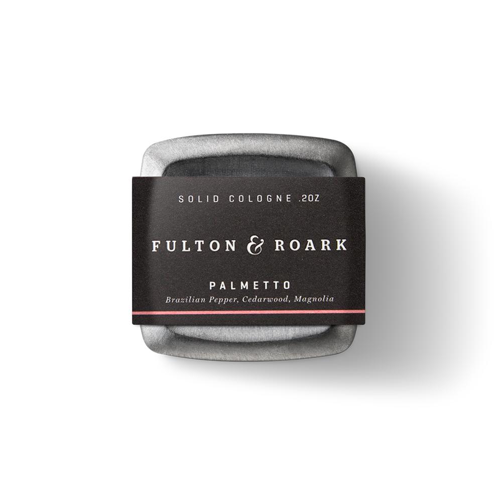 [美國 Fulton & Roark] PALMETTO 頂級男性固態古龍水