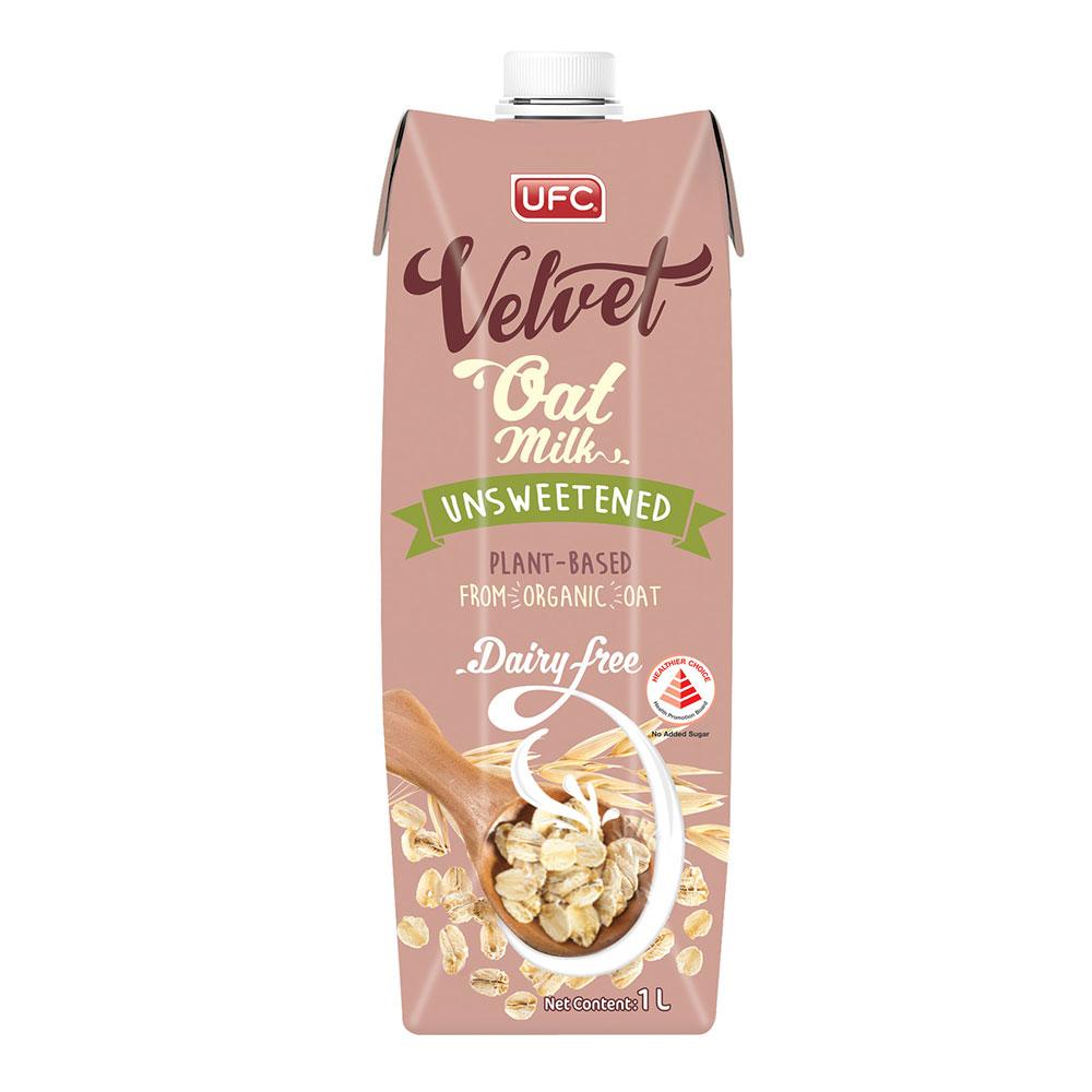 [UFC] 無加糖-燕麥植物奶 (1000ML/瓶)(全素)