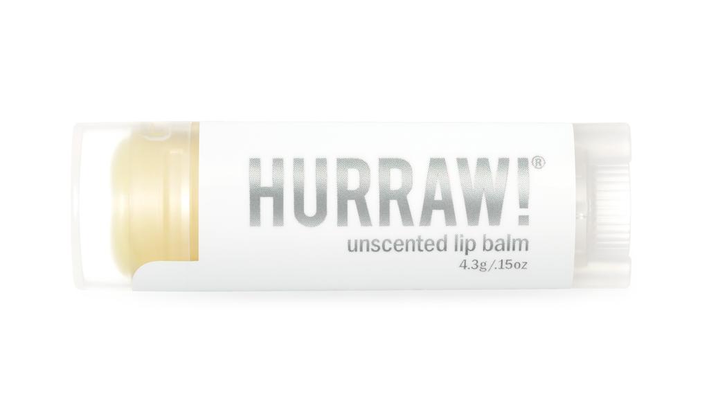 美國Hurraw護唇膏 原味