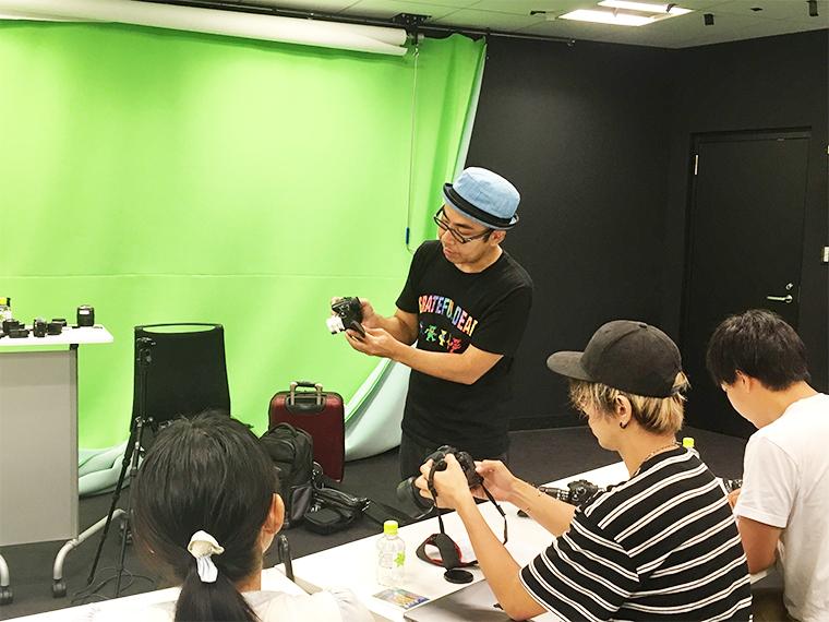 【UUUMアカデミー】はじめての一眼カメラ動画撮影講座レポート