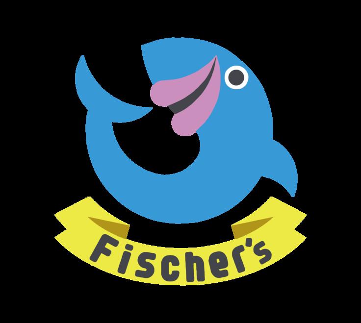 フィッシャーズのロゴ画像2