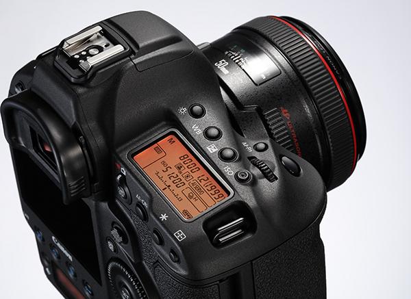 ついにEOSが4K/60p撮影に対応!</br>キヤノンEOS-1D X Mark II