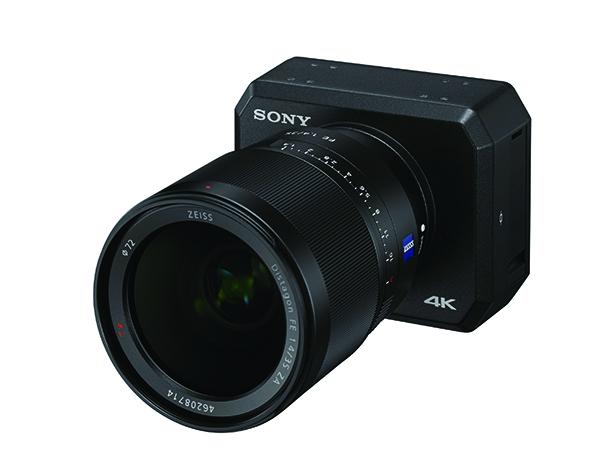 最高ISO409600、暗所に強く 最長8時間録画に対応する 小型業務用4K対応ビデオカメラ UMC-S3Cがソニーから登場