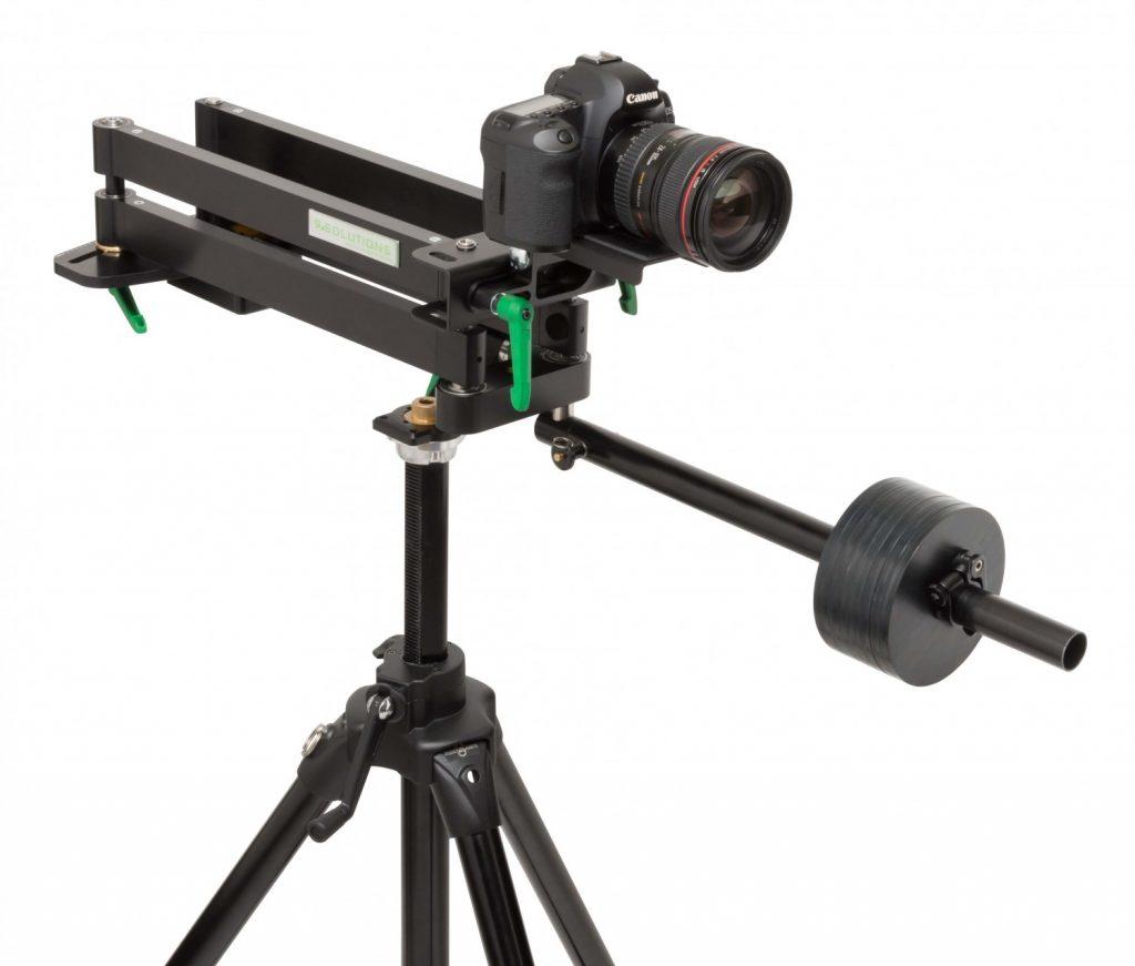 銀一、多彩なカメラワークができる9.SOLUTIONSのC-pan Camera Guide Armを発売
