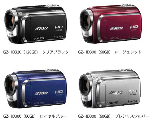 GZ-HD320/GZ-HD300