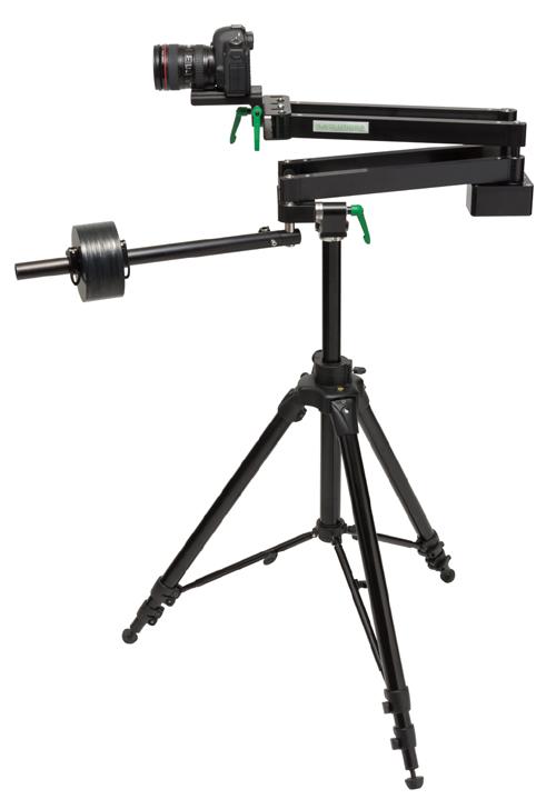 C-pan Camera Guide Arm