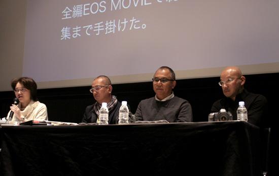 映像と音楽のコラボレーション作品『にほんのうたフィルム』におけるEOS MOVIEの活用事例