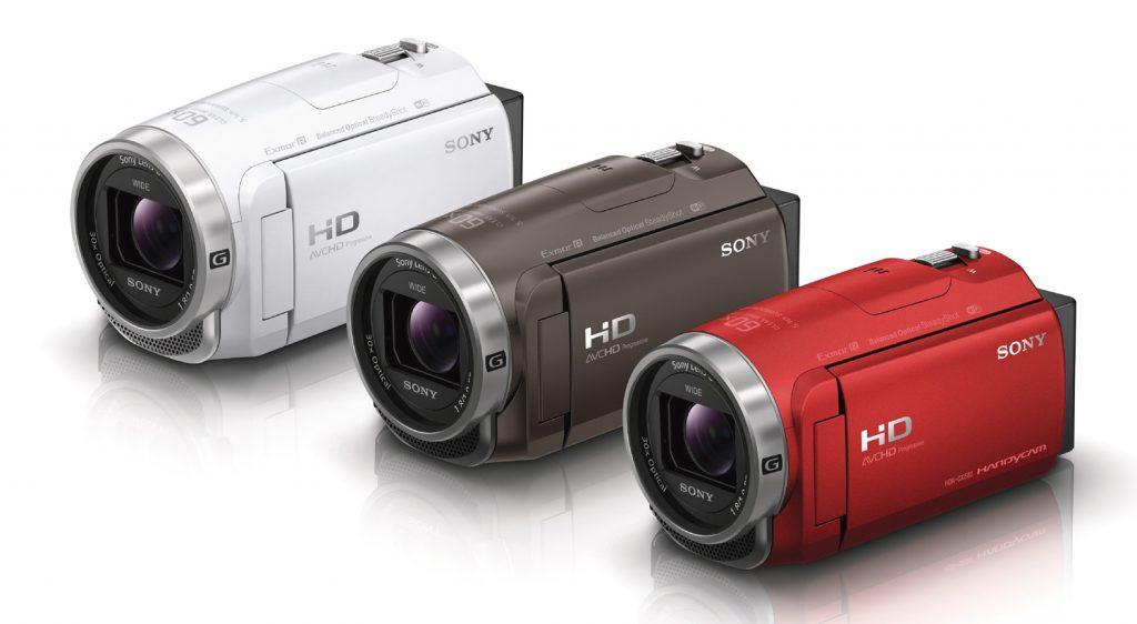 ソニー新型ハイビジョンビデオカメラPJ680/CX680 リリース