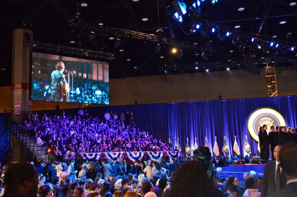 オバマ元大統領の退任演説でブラックマジックデザインの製品が使用された