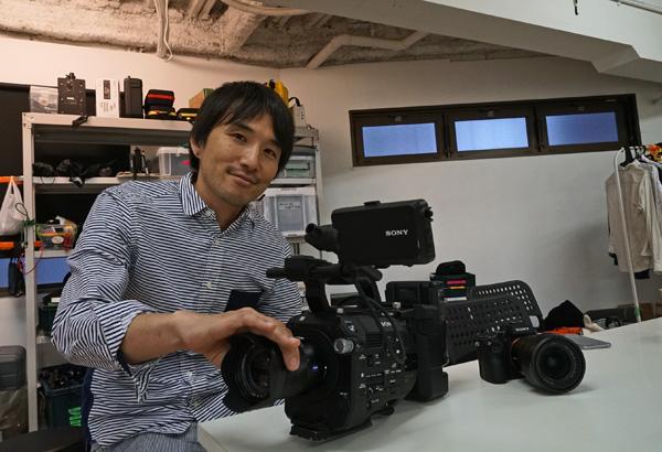 【ソニープロフェッショナルムービーアワード】  審査員インタビュー~江夏由洋氏 「迷っていたら絶対に応募したほうがいい」