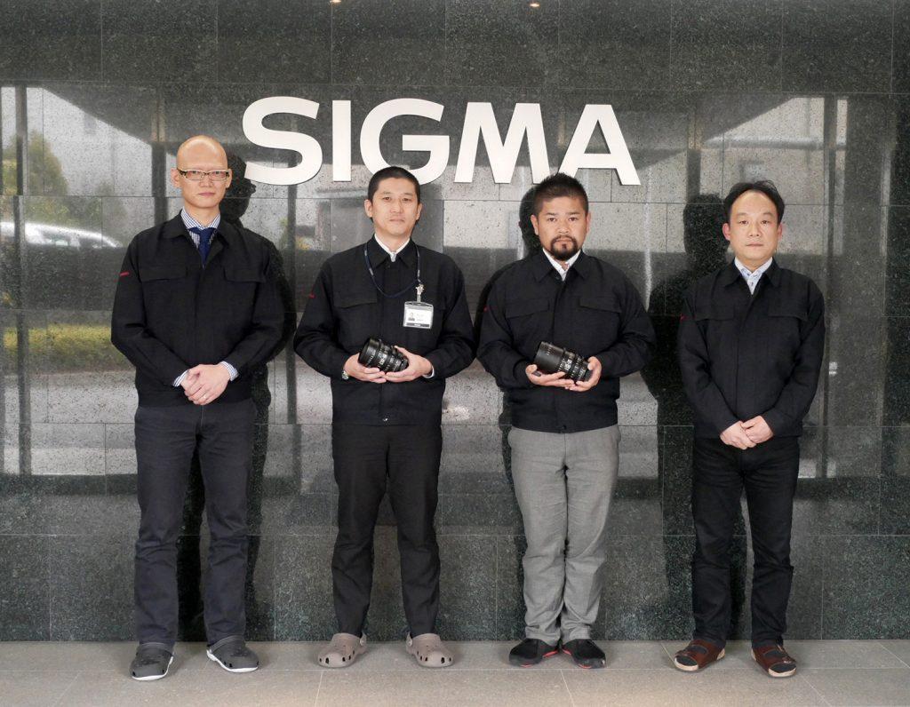 評判の高いSIGMA Artラインをベースに開発されたシネマレンズについて、SIGMA開発陣に訊く