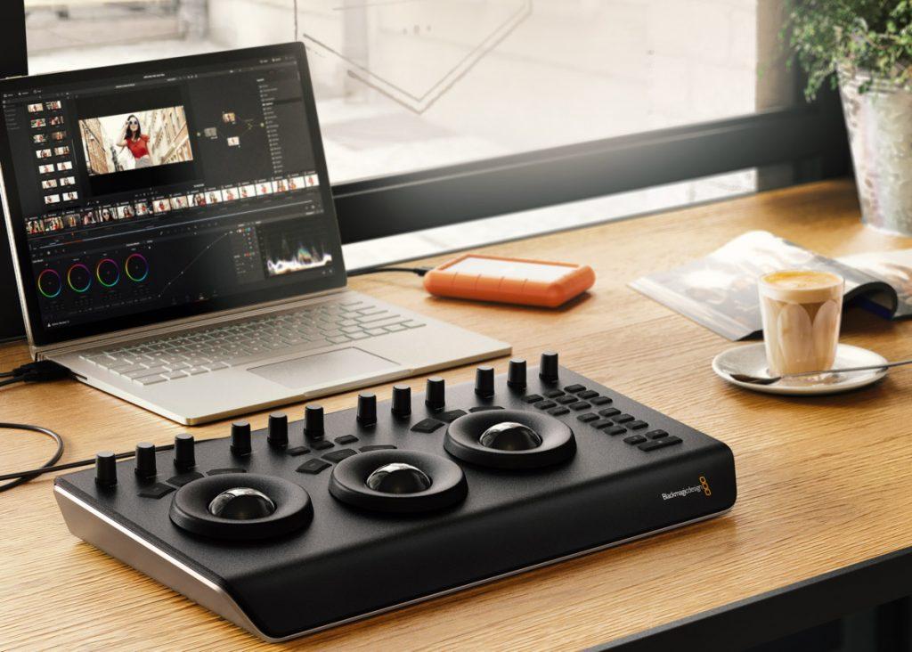 ブラックマジックデザイン、DaVinci Resolve用コントロールパネル2機種を発表