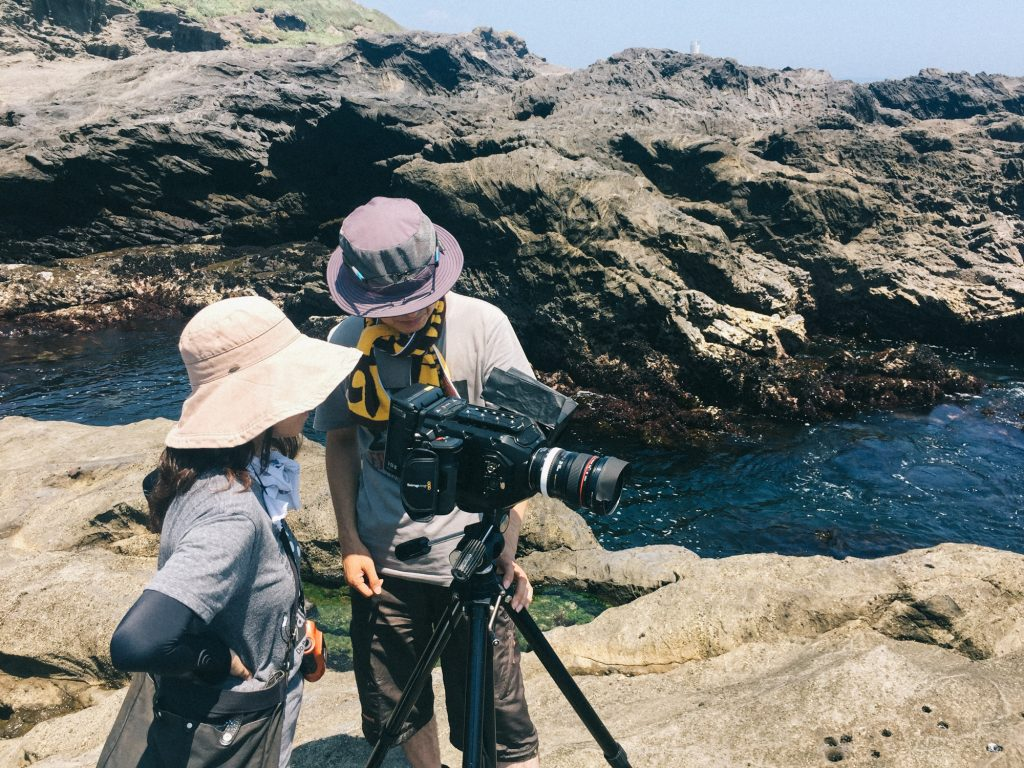 URSA Mini 4K~映画「海賊とよばれた男」制作に使用される