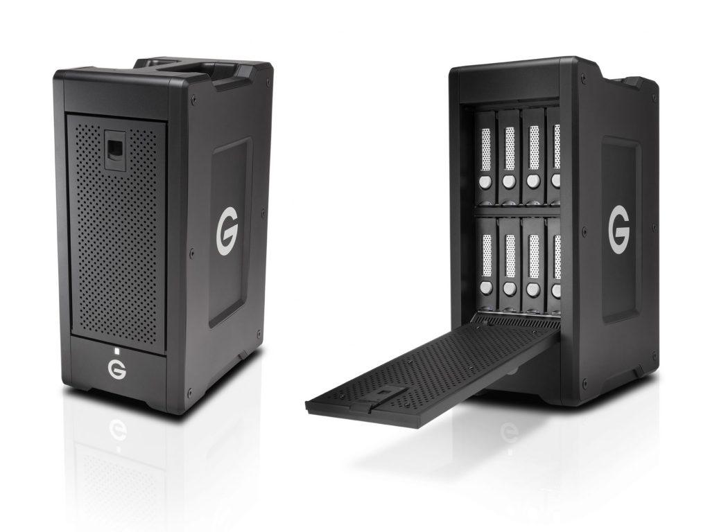 ウエスタンデジタル、G-Technologyのストレージソリューションを強化