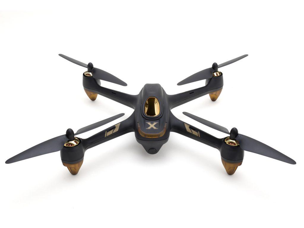ジーフォース、GPS搭載で自動飛行機能を備えるドローン HUBSAN X4 AIR PRO を5月に発売