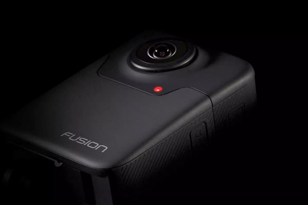 GoPro、5.2K対応360度カメラGoPro Fusionを発表・今夏に向けてテスター募集も開始