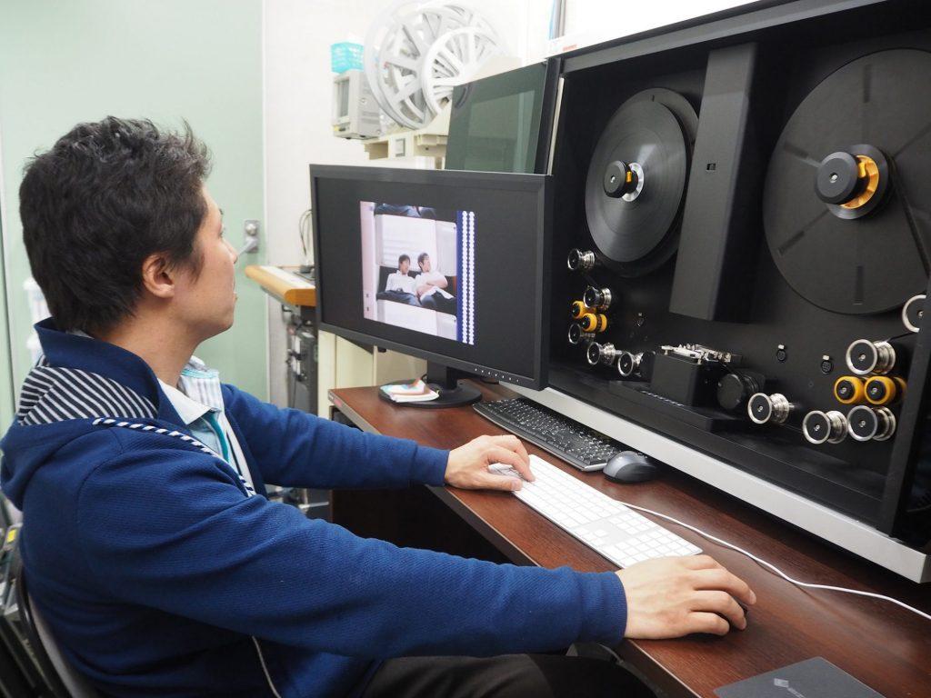 日本映画大学、Cintel Film Scanner でフィルム作品をアーカイブ