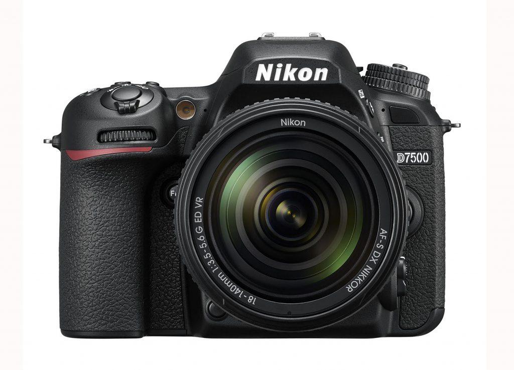 ニコンDXフォーマットデジタル一眼レフ最新モデル「D7500」発表(6月発売)